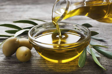Olive oil extra virgin cooking temperature