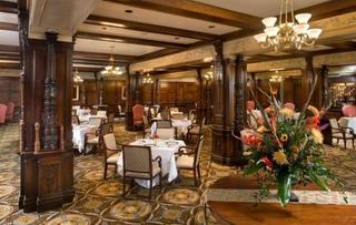 The Oakroom at the Seelbach Hilton