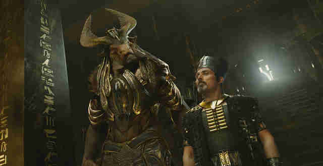 Gods of Egypt underrated 2016 movies