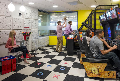 Coolest Office Spaces, Supplies, & Perks in Los Angeles, CA - Thrillist