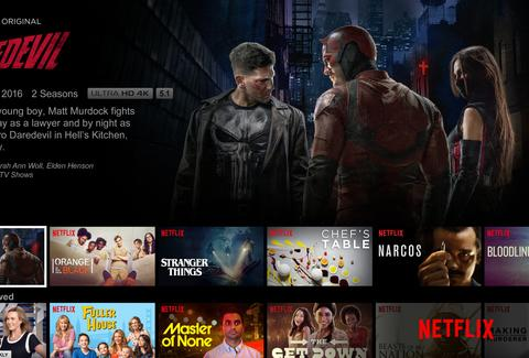 netflix security account info hack