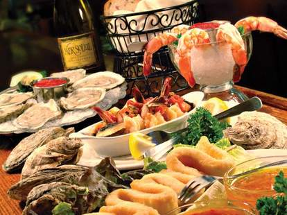 Salt Cellar restaurant Scottsdale seafood