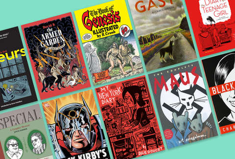 greatest graphic novels