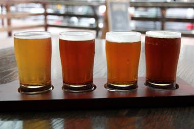 Beer Flight Yaletown