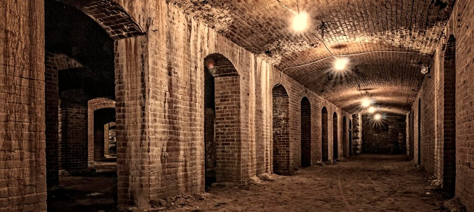 Dare to Discover Indy's Catacombs