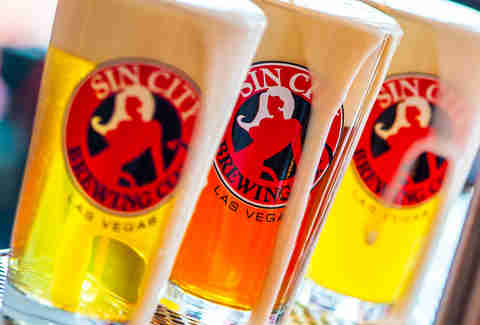 Sin City Brewing Company
