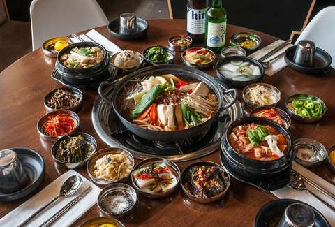 Best Korean Bbq In Los Angeles Ca Thrillist