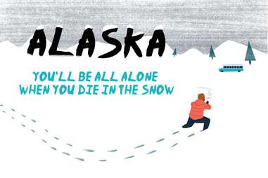 Alaska Slogan