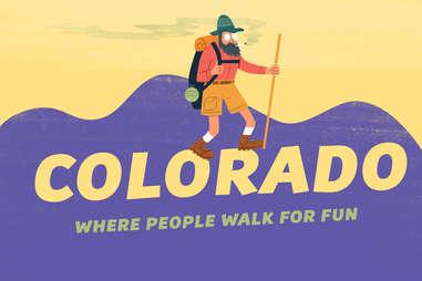 Colorado Slogan