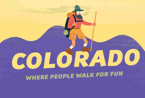 Colorado Slogan