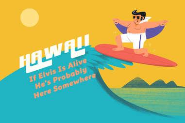 Hawaii Slogan