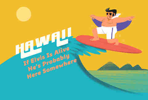 Hawaii Slogan