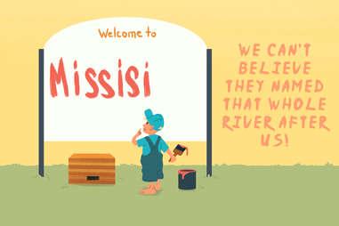 Mississippi Slogan