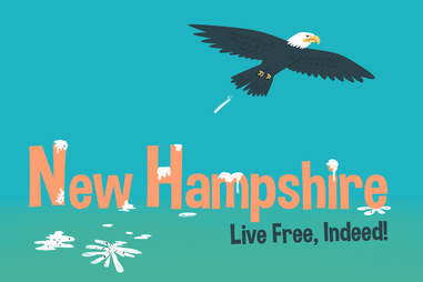 New Hampshire Slogan