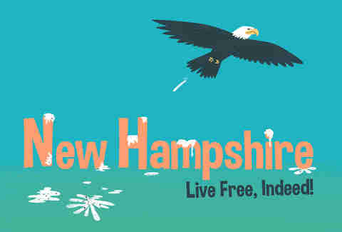 New Hampshire Slogan