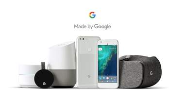 made by google products