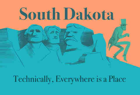South Dakota Slogan