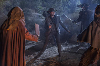 Westworld Teddy Death The Stray
