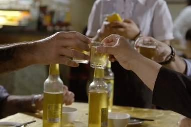 drinking in sichuan