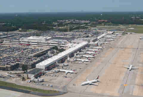 Atlanta Hartsfield-Jackson Airport