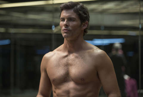 Teddy Westworld James Marsden