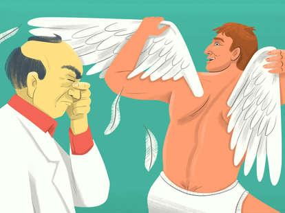 weird plastic surgeon requests