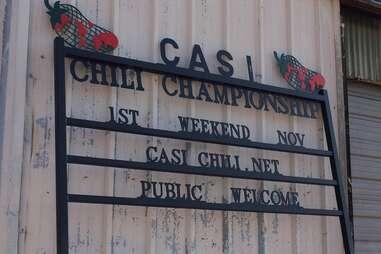 CASI Chili Appreciation Society International