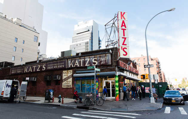 Things You Didn't Know About Katz's, NYC's Most Beloved Deli