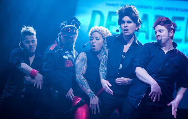 What It's Like to Be a Drag King in MSP