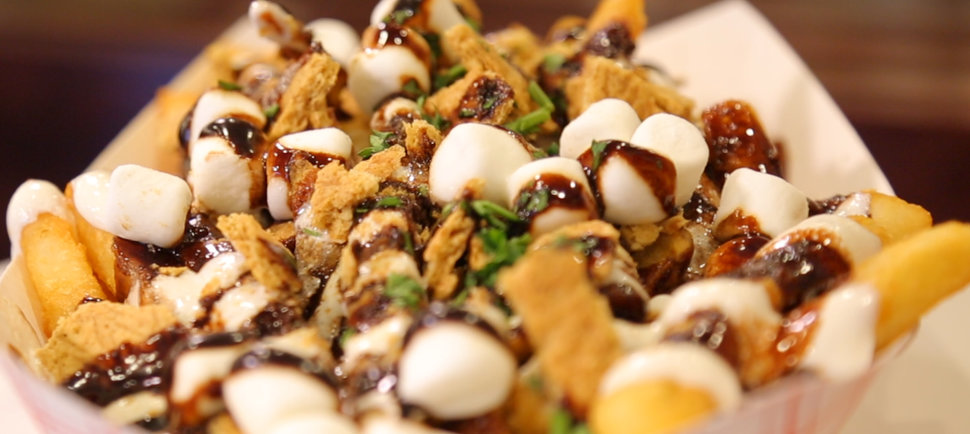 Are S'mores Fries the Best Fries in New York?