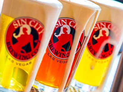 Sin City Brewing Company, Las Vegas