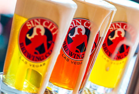 Sin City Brewing Company, Las Vegas