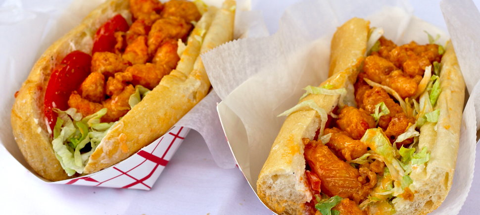 Everything You Need to Eat at New Orleans' Po-Boy Festival