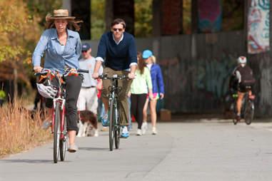 bicycling in atlanta