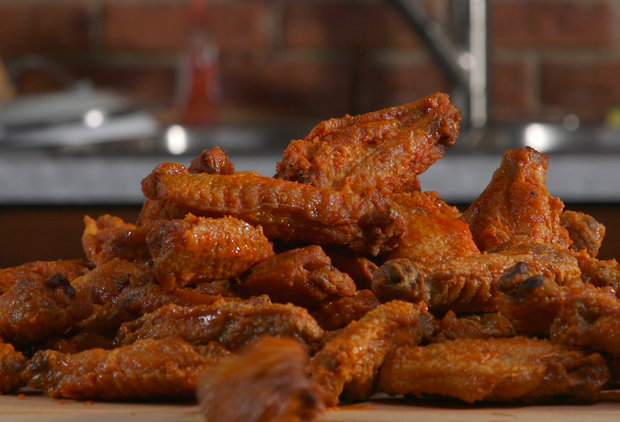 Everything You Ever Wanted to Know About Buffalo Wings, but Were Afraid to Ask