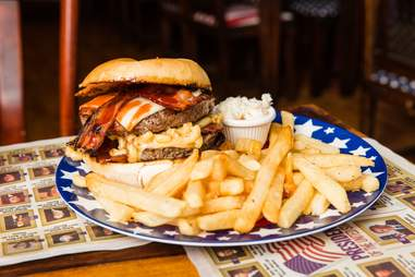 hillary burger