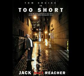 Tom Cruise Jack Reacher Short