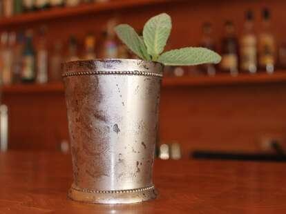 Big Jones Chicago cocktail