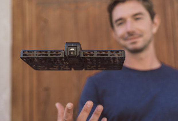 This Flying Camera Is the GoPro of the Future