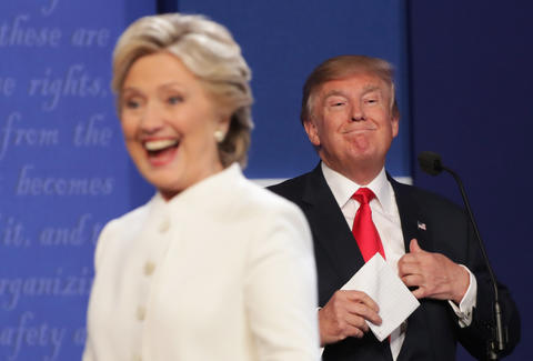 best debate reactions