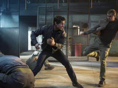 Tom Cruise Jack Reacher Never Go Back