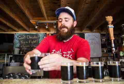 The Frothy Beard Brewing Company