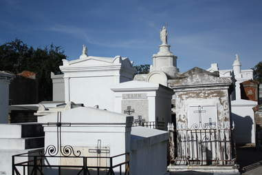 St. Louis Cemetery No.1