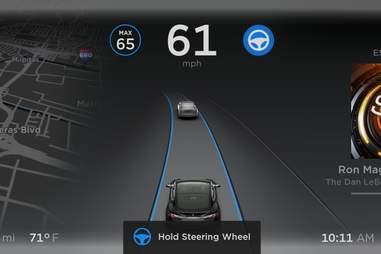 Tesla Autopilot is Suspended