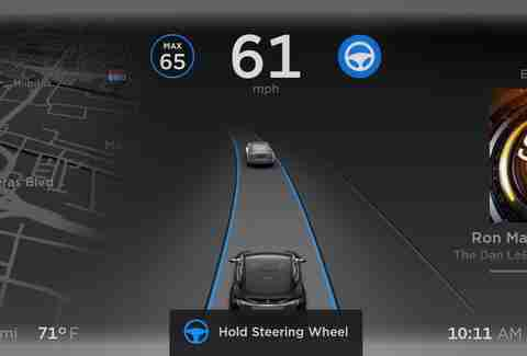 Tesla Autopilot is Suspended
