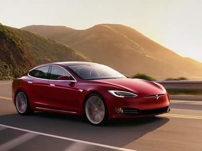 Tesla Autopilot Suspended