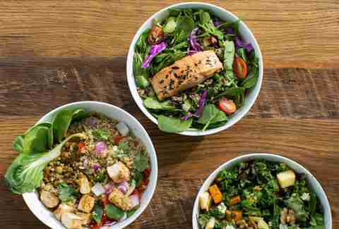 sweetgreen lunch