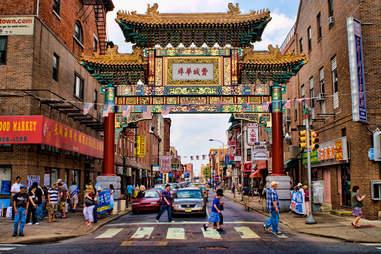 Philly Chinatown