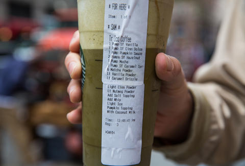 Starbucks Barista Makes Drink Called Baby Vomit Thrillist