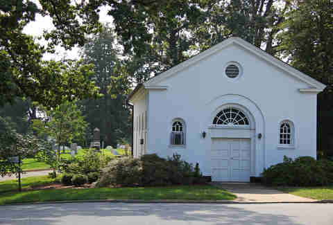 old post chapel